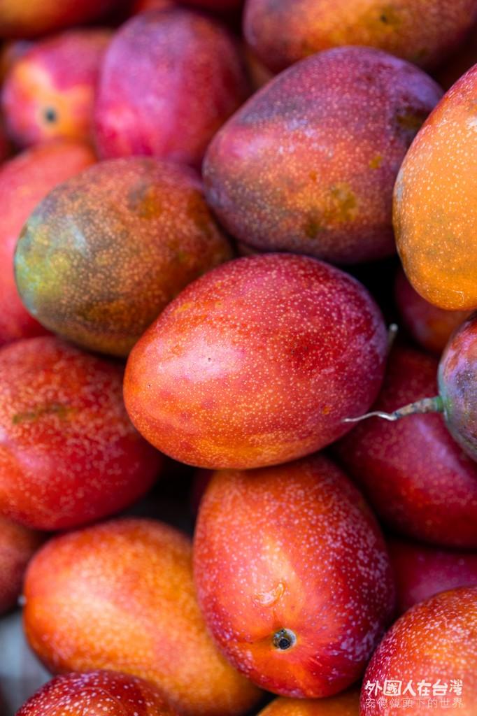 菜市場芒果