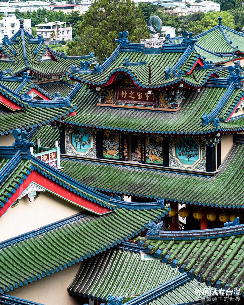 南投寶湖宮聖母廟