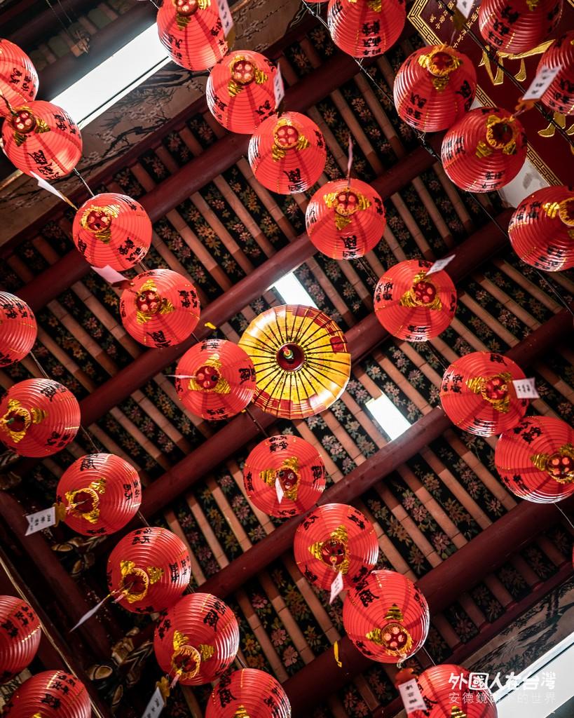 澎湖天后宮燈籠